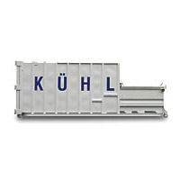 Selbstpresscontainer / Abrollpresscontainer